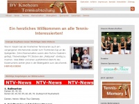 Bvk-tennis.de
