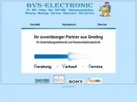 bvs-electronic.de Thumbnail