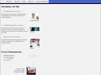 bxa.ch Webseite Vorschau