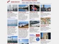 bx4.ch Webseite Vorschau