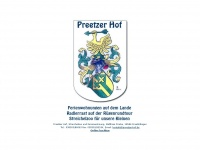 Preetzer-hof.de