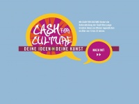 Cashforculture.at