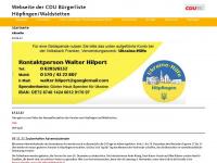 cdu-buergerliste-hoepfingen.de