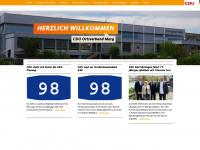 cdu-murg.de Webseite Vorschau