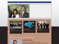 cdu-myk-fraktion.de Webseite Vorschau