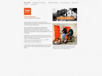 cdu-osterholz.de Webseite Vorschau