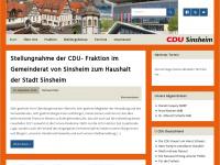 cdu-sinsheim.de