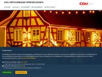 cdu-sprendlingen.de