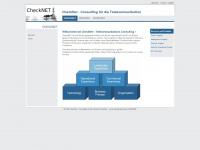 checknet.de Webseite Vorschau