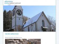 kirche-stallikon-wettswil.ch Webseite Vorschau