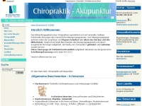 Chiropraktik.at