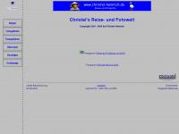 christel-heinrich.de Webseite Vorschau