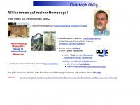 christoph-ohlig.de Webseite Vorschau
