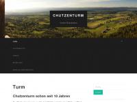 chutzenturm.ch Webseite Vorschau