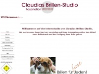 claudias-brillen-studio.de