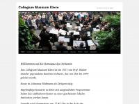 collegium-musicum-kleve.de