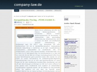 company-law.de