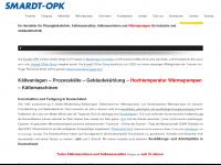 opk.de Webseite Vorschau