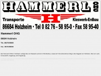 hammerl-holzheim.de