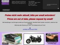 corbin-sitzbaenke.de Webseite Vorschau