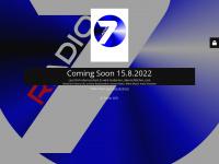 7radio.de Webseite Vorschau