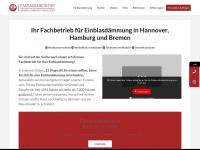 1aeinblasdaemmung.de Webseite Vorschau