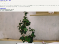 cremedelacreme.at Webseite Vorschau