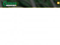 cremer-technik.de Webseite Vorschau