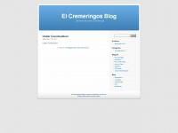 cremering.de Webseite Vorschau
