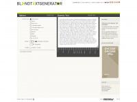 blindtextgenerator.com