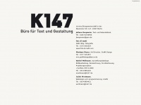 k147.de Webseite Vorschau