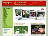 vogelpark-niendorf.de