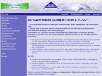 dgh-ev.de