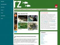 datz.de Webseite Vorschau