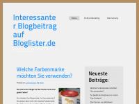 bloglister.de