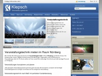 veranstaltungstechnik-klepsch.de
