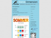 Dancedimension.de