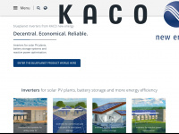 kaco-newenergy.com