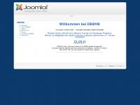 db0hb.de Webseite Vorschau