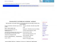 db0grz.de Webseite Vorschau