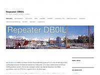 db0il.de Webseite Vorschau