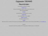 db0nms.de Webseite Vorschau