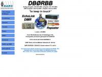 db0rbb.de Webseite Vorschau