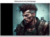 dbaier.de Webseite Vorschau