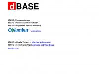dbase.at Webseite Vorschau