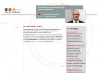 dbav-neumann.de Webseite Vorschau