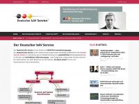 dbav-rott.de Webseite Vorschau
