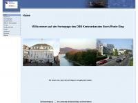 dbb-bonn-bildungswerk.de Webseite Vorschau