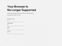 dbbc.at Webseite Vorschau