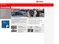 dbbahnpark.de Webseite Vorschau